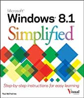 Windows 8.1 Simplified Front Cover