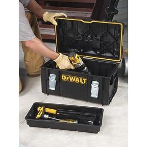 DEWALT DWST08203H Tough System Case, Large