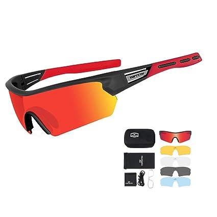 Acquista Nuovo Arrivo Montatura Nera Lente Blu Prezzo Di Fabbrica i Occhiali Da Sole Sportivi Ciclismo Occhiali Da Sole Moda Colore Specchio Marca