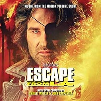 John Carpenter, Shirley Walker - Escape from L.A. - Amazon.com Music