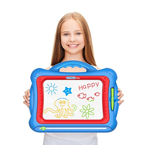 GP - NextX Magnetic Drawing Board For Kids - Erasable Colorf