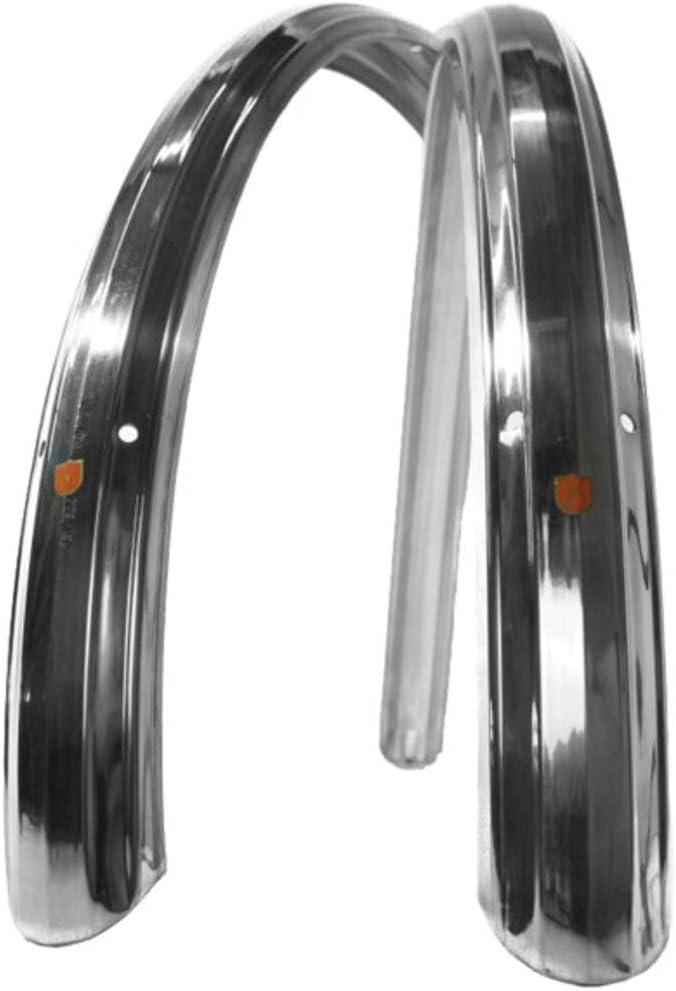 Velo FE-0059 FE-0059 - Guardabarros de cepelín (52 mm), Color Naranja