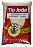 Tio Joao Long Grain White Rice 10 lbs || Arroz Tio Joao  4.54kg