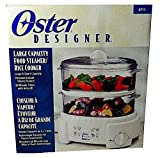 Oster 4711 Designer Large 6 Quart Capacity Food Steamer and Rice Cooker For Sale