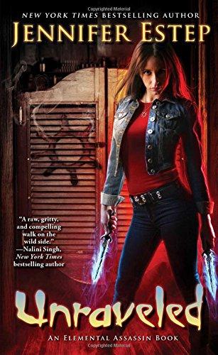 Download Unraveled (Elemental Assassin) ebook