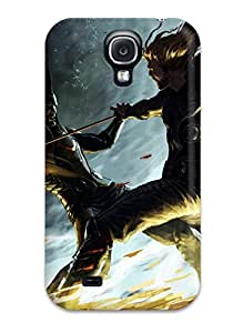 Christopher B. Kennedy's Shop New Style 2498531K35999159 Protective Tpu Case With Fashion Design For Galaxy S4 (2011 Thor Movie)