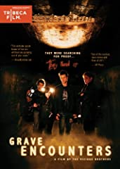 Product Description       Lance Preston and the crew of Grave Encounters, a ghost-hunting reality television show, are shooting an episode inside the abandoned Collingwood Psychiatric Hospital, where unexplained phenomena has been repo...