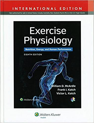 Exercise Physiology 8th Edition Powers Pdf