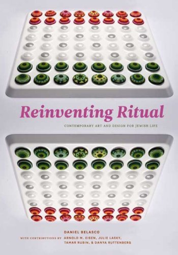 Reinventing Ritual: Contemporary Art and Design for Jewish Life (Jewish Museum) by Belasco Daniel (2009-09-29) Hardcover