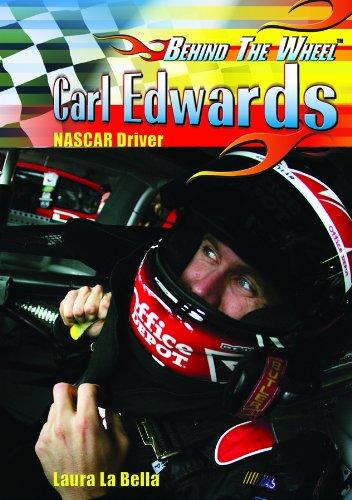 Carl Edwards: Nascar Driver (Behind the Wheel)