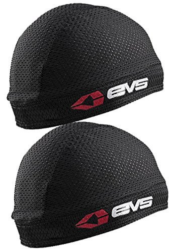 EVS Sports Sweat Beanie 2-Pack [Black]