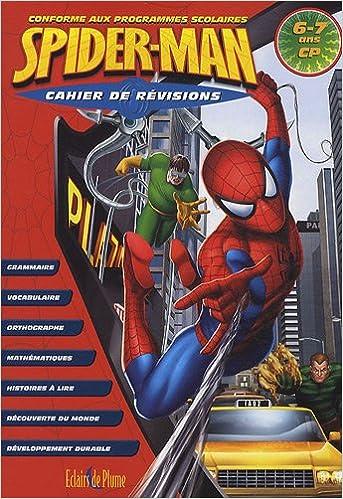 En ligne téléchargement Cahier de Révision Spiderman CP pdf, epub ebook