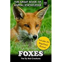 Foxes: The Sly Red Creatures (The Great Book of Animal Knowledge) (Volume 13)
