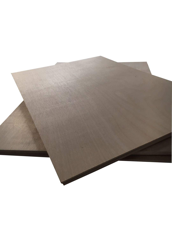 5 mm 1//5x 12x 18 Russian Birch Plywood B//BB Grade 4 Flat Sheets