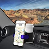 Best GENERIC Cup Holder For Cars - Universal Car Air Vent Phone Mount With Cup Review