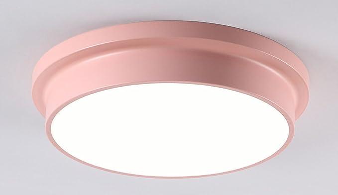 Lámpara de techo color romántico dormitorio Balcon ...