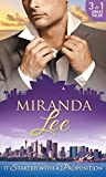 Contract with Consequences by Miranda Lee front cover