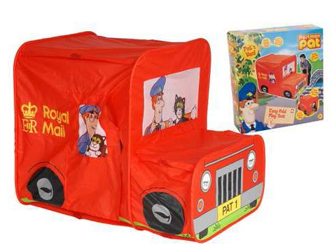 sc 1 st  Amazon UK & Post man pat play tent: Amazon.co.uk: Toys u0026 Games