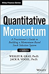 Image of the product Quantitative Momentum: A that is listed on the catalogue brand of Wiley.