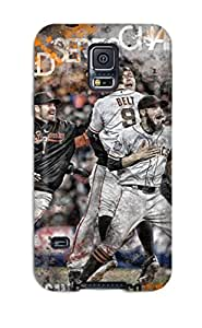 Lovers Gifts san francisco giants MLB Sports & Colleges best Samsung Galaxy S5 cases JF599UGIYWENMANP