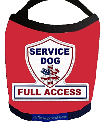 Premium Service Dog Vest Smaller