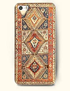 SevenArc Apple iPhone 5 5S Case Moroccan Pattern ( a Classic Carpet Design )