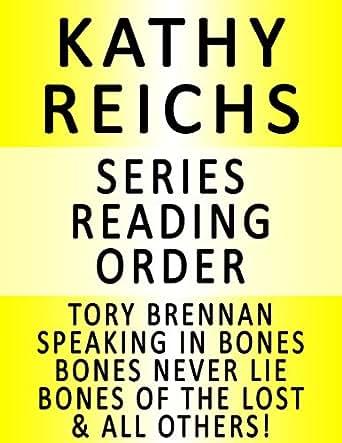 Kathy reichs book series order