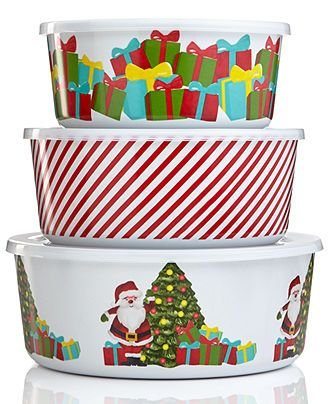 Martha Stewart Collection Set of 3 Holiday Vintage Paper ...