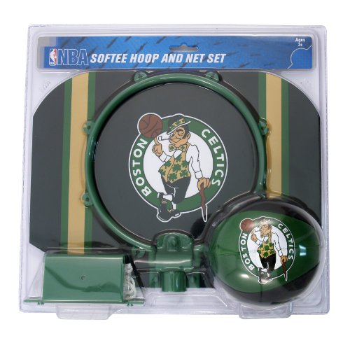fan products of NBA Boston Celtics Slam Dunk Softee Hoop Set
