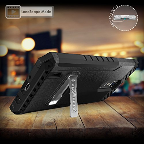 Beyond Cell TriShield Series Case Compatible with LG Aristo 3 (Tribute  Empire, Rebel 4, Phoenix 4, Aristo 2, Aristo 2 Plus, Zone 4), Military  Grade