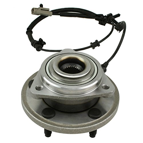 WJB WA513234 - Front Wheel Hub Bearing Assembly - Cross Reference: Timken HA590036/Moog 513234/SKF BR930634