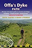 Offa's Dyke Path: Trailblazer British Walking Guide: Practical Walking Guide from Prestatyn to Chepstow with 98 Large-Scale Maps & Guides to 52 Towns & Villages (British Walking Guides)