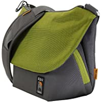 Ape Case, Messenger bag, Large, Green, Camera insert included, Shoulder strap included, Tablet compartment (AC580G)
