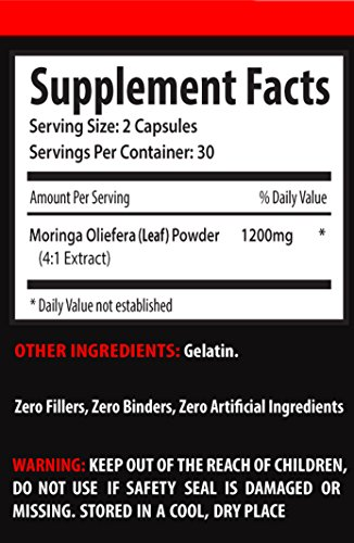 photo Wallpaper of VIP VITAMINS-Moringa Oleifera Leaf Powder   MORINGA OLEIFERA EXTRACT 1200mg  -