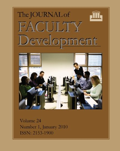 journal of faculty development - 8