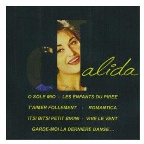 CD : Dalida - Itsi Bitsi Petit Bikini (CD)