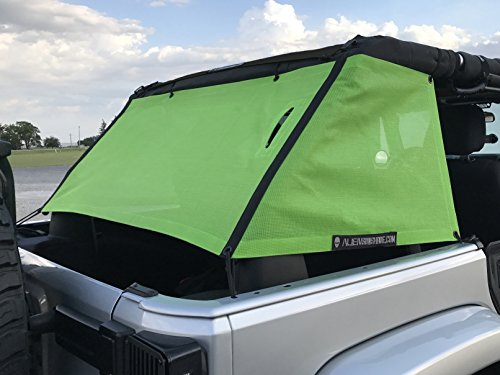 SUNSHADE Wrangler Warranty Protects 2006 2017 product image