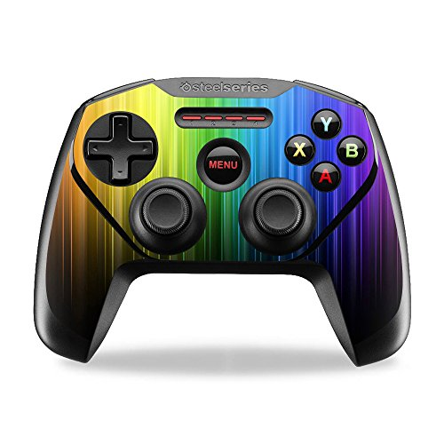 (MightySkins Skin Compatible with SteelSeries Nimbus Controller case wrap Cover Sticker Skins)
