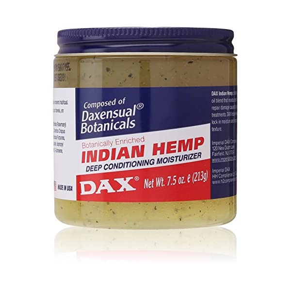 Dax Indian Hemp Shampoo, 220 ml