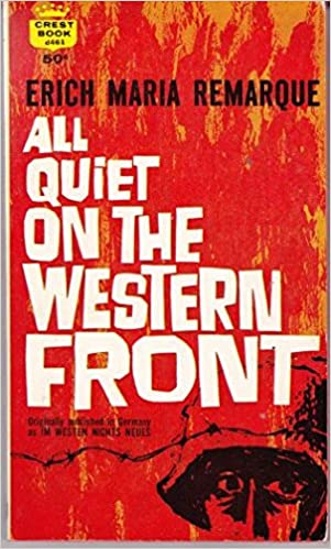 where would you find the western front