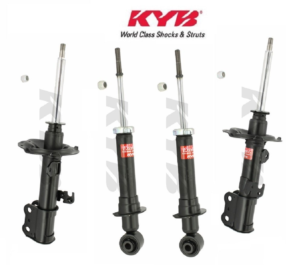 Kyb Kit 4 Front Rear Shocks Struts 38140 Subaru 2002 Nissan Xterra Suspension Legacy Outback Automotive
