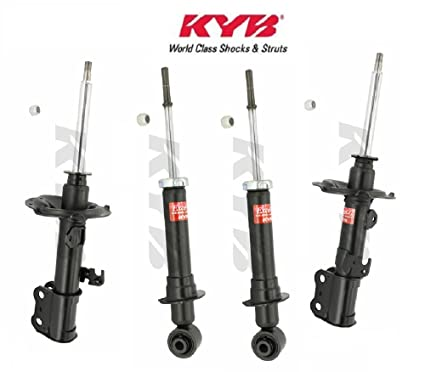 KYB KIT 4 FRONT & REAR shocks / struts 38140 for SUBARU Legacy Outback