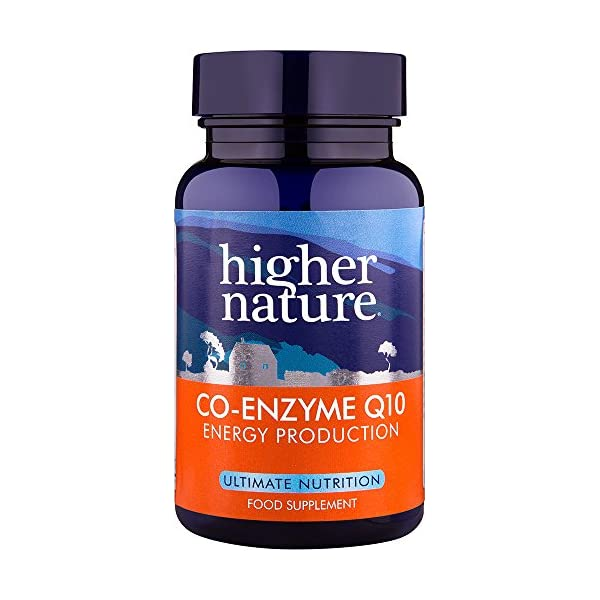 Higher-Nature-Co-Enzyme-Q10-30mg-30-Tablets