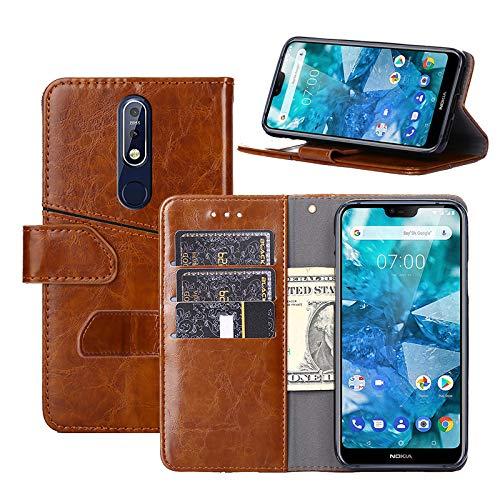 Funda Para Nokia 7.1 Yeegg (7l1hbn51)
