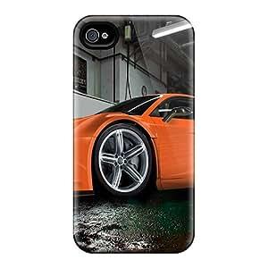 CristinaKlengenberg Iphone 6 Scratch Resistant Hard Phone Cases Customized Lifelike Audi R8 Skin [oCD13290emHX]