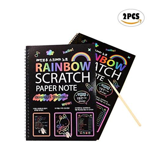 Bestselling Scratch Art Kits