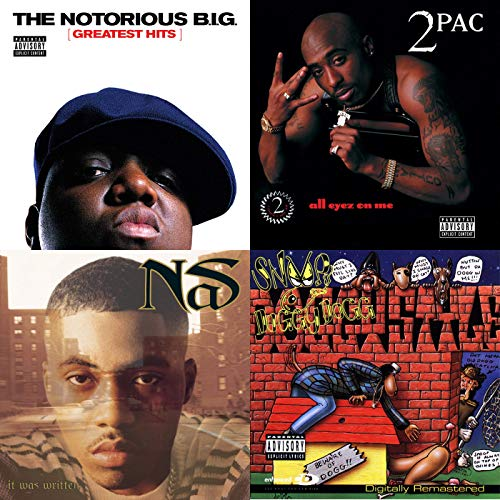 50 Great '90s Hip-Hop Songs (More Money More Problems)