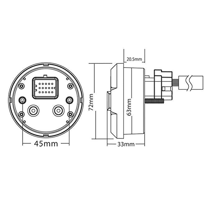 wiring diagram foronic cd mp3 player data wiring diagram previewkoso bb642w10 dl 03sr gp style multifunction speedometer by koso wiring diagram foronic cd mp3 player