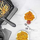 Chefman Deep Fryer with Basket Strainer, 4.5