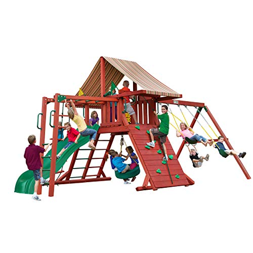 Gorilla Playsets Sun Climber II Swing Set ()